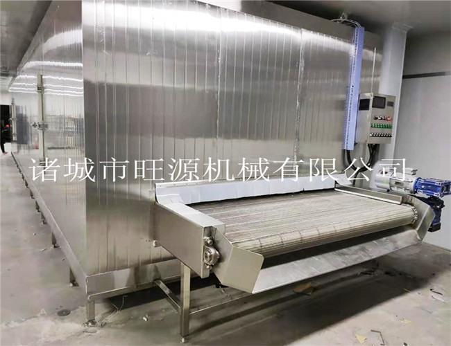 500kg隧道速冻机